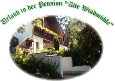 Pension 'Alte Windmühle'